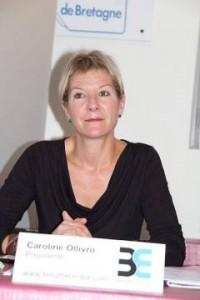 Caroline Ollivro, Présidente de Breizh Europa