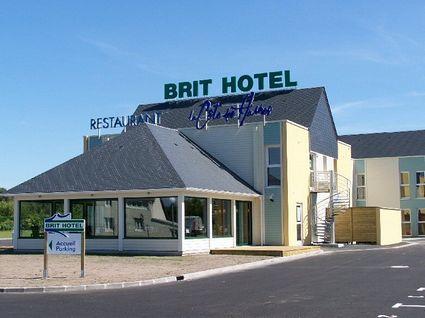 Brit hôtel Breizh Europa