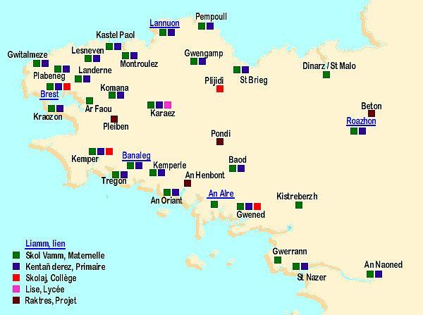 Ecoles Diwan Breizh Europa
