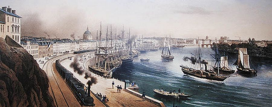 Port bretons Breizh Europa